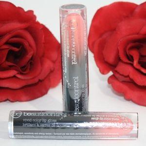 (2) Beauticontrol Vivid color lip gloss